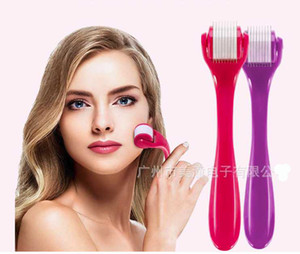 Wholesale needles roller facial resale online - 2019 New Derma Roller mm Roller for Face Facial Roller Microneedle Dermaroller Micro Needle