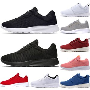Wholesale Cheap Tanjun Olympic London Sports Shoes for mens womens Classic Black White Red Comfortable Lightweight Outdoor Walking Jogging trainers