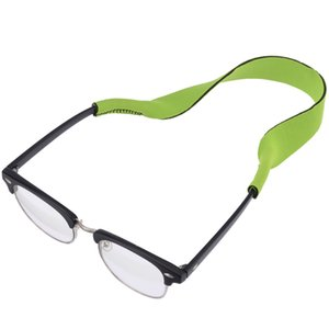 Wholesale Practical Glasses Strap Anti Slip Strap Neoprene Glasses Neck Cord Outdoor Cycling Eyeglasses String Sunglass Rope Band