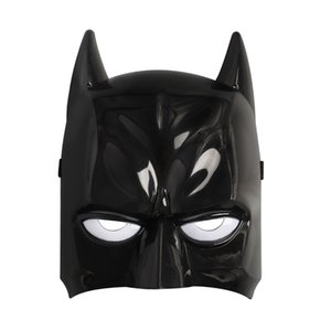 Wholesale Batman Mask Glowing Super Hero Halloween Party LED Light Cartoon Mask Toy Glow Lamp For Kids Children