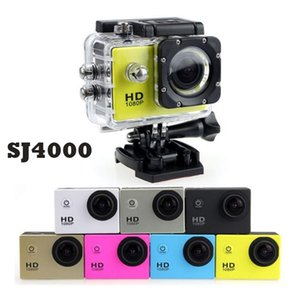 SJ4000 1080P Full HD Action Digital Sport Camera 2 Inch Screen Under Waterproof 30M DV Recording Mini Sking Bicycle Photo Video Camera