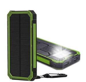 Wholesale 2019 Tollcuudda mah Solar Poverbank For Xiaomi Iphone LG Phone Power Bank Charger Battery Portable Mobile Pover Bank Powerbank
