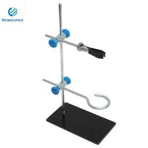 Laboratory Stands SupportKicute 1pcs 30cm High Retort StandIron Stand With Clamp Clip Laboratory Ring Stand Equipment Lab School Education S