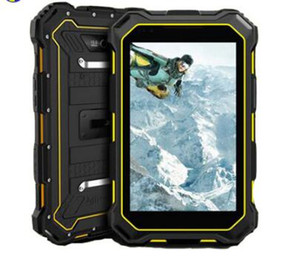 Wholesale android tablet pc windows resale online - Original S933L Industrial Rugged Tablet PC MTK6735 G LTE IP68 Waterproof Smartphone Shockproof OTG GPS Android GB RAM