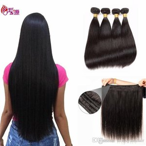 Raw Indian Virgin Human Hair Bundles Xiuyuan Natural Color 100% Unprocessed Raw Indian Silky Straight Virgin Remy Human Hair Extensions