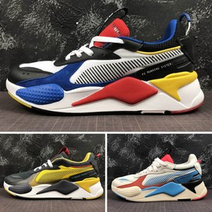 Wholesale 2019 New RS X Reinvention Optimous Toys Mens Sports Shoes Brand Designer Men Transformers outdoor Womens Trainers rs x Sneakers Size