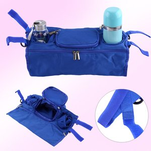 Wholesale Baby Pram Stroller Buggy Storage Pushchair Bag Organizer Bottle Cup Pouch Holder Baby Lunch Bags