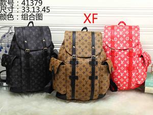 2020 new bag shoulder bag female travel bag Korean fashion PU leather waterproof foreign trade backpack handbag