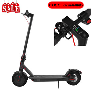Free Shipping ! In Stock ! EU Germany Warehouse Fast Shipping Electric Scooter For 8.5inch Wide Wheel Bicycle Scooter 7.8Ah 250W With App