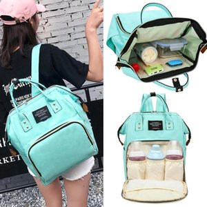 Mummy Maternity Nappy Bag Travel Backpack Large Capacity Baby Care Nursing Diaper Handbag