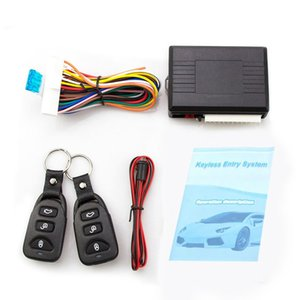 Wholesale Universal Car Alarm Systems Auto Remote Central Kit Door Lock Keyless Entry System Central Locking with Remote Control