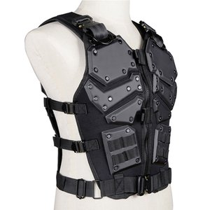 Wholesale Outdoor Hunting Special Forces Tactical Vest Male Multi function Lock Armor US Individual Combat Vest Protective Tactical Vests