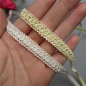 Wholesale 10yards cm Vintage Nylon Ribbon Lace Edge Trim Belt Applique Fabric Sewing Craft DIY Wedding Dress