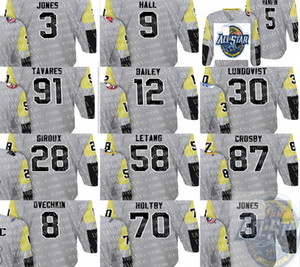 2018 All Star Game Metropolitan-Division Hockey Jerseys Claude Giroux Kris Letang Zach Werenski Braden Holtby Noah Hanifin Women Kids Jersey on Sale