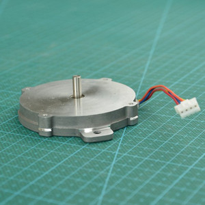 Wholesale stepper resale online - 1PC NEMA23 Step Ultra Thin Hybrid Stepper Motor mm Thick Current A Step Angle Torque mN m Electric Feida Gear