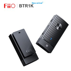 Wholesale FIIO BTR1K Wireless Bluetooth Portable Headphone Noise Cancelling USB DAC Audio Receiver with MIC support NFC