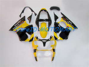 2001 kawasaki zx6r carenagens venda por atacado-Kit de carenagem para KAWASAKI ZX6R ZX R ZX R Carenagem ZX6R14