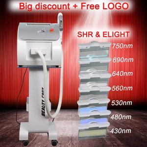 Wholesale Most popular OPT SHR IPL laser beauty equipment new style SHR IPL machine OPT AFT IPL hair removal beauty machine Elight Skin Rejuvenation