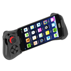MOCUTE Universal Wireless Game Controller Mobile Joystick Bluetooth Gamepad for Android 3.2 above, iOS 7.0 - 9.2 and for Windows