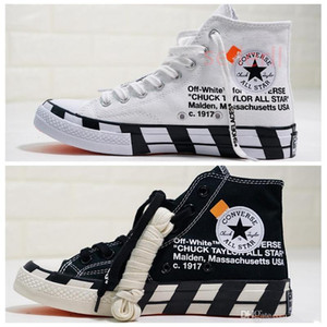 Wholesale nbspConverse chuck Hi White Black s Mens One chuck s Casual Canvas Shoes For Skate Womens Sneakers Trainers Chaussures
