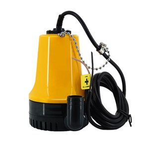 Wholesale bilge pumps resale online - Freeshipping Bilge Pump V Micro Dc Immersible Submersible Agricultural Irrigation Portable Electric Water Removal Pump