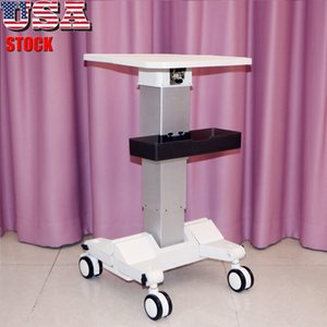 Wholesale Spa Use Beauty Machine Trolley Stand Rolling Movable Cart for Portable Ultrasonic RF Lipolaser Salon Machine Equipment