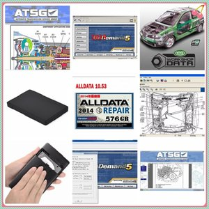 Wholesale Alldata v10 Hot alldata Mitchell Vivid ImmoKiller tecdoc EtttTK in1TB HDD auto repair software