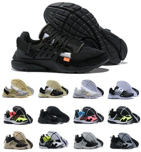Designer 2019 New Presto V2 Ultra BR TP QS Black White X Sports Casual Shoes Cheap Air Cushion Prestos Women Men Brand Trainer Sneakers