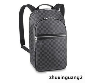 Wholesale New N58024 Michael Men Fashion Backpacks Business Tote Messenger Bags Softsided Luggage Rolling Bag