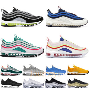 Wholesale 2019 QS OG x UNDFTD Cushion Sneakers Designer Sport Running Shoes Triple Black Metallic Gold Blue Bullet Mustard Men Women Sneakers