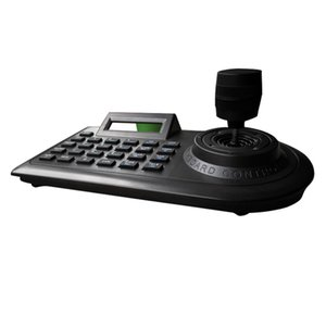 Axis Ptz Joystick Ptz Controller Keyboard Rs485 Pelco-D P With Lcd Display For Analog Security Cctv Speed Dome Camera