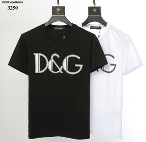 Wholesale DG Y-3 High quality Pure cotton men women t-shirt kanye west summer t-shirt Men's Tees & Polos