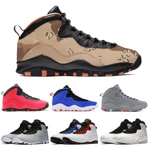 Desert Camo 10 Mens Basketball Shoes Tinker Westbrook Cement 10s Men Sports Sneakers Cool Grey Fusion Red 7-13 Wholesale Drop Shipping