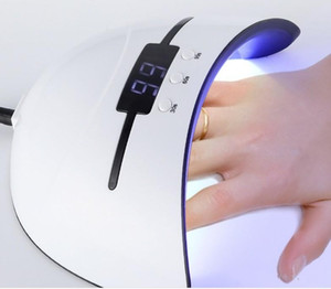 Wholesale Newest UV Led Lamp Nail Dryer For All Types Gel Leds UV Lamp for Curing Nail Lamp s Timer Factory USB Connector DHL