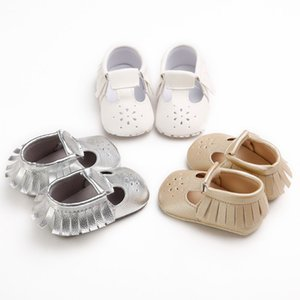 good quality Baby girls boys Cute Baby Boys Girls Hollow Out Tassels Shoes Anti-slip Soft Sole Toddler Shoes