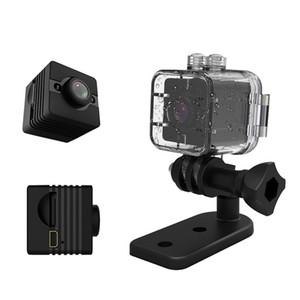 Wholesale SQ12 HD P Mini Camera Night Vision Mini Camcorder Sport Outdoor DV Voice Video Recorder Action Waterproof Camera