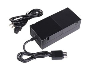 Wholesale For Xbox One Power Supply Brick AC Adapter Power Supply Charger Cord Replacement for Xbox One V Black
