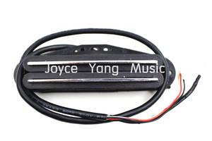 Niko White Black Silver Dual Hot Rail Single Coil Pickup 4 Wire For Fender Strat SQ Electric Guitar Pickups