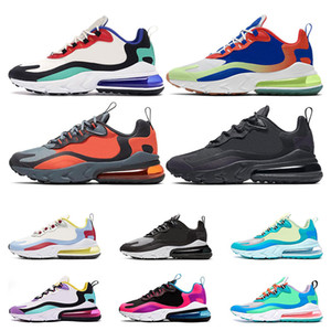 Wholesale 2020 New react men running shoes BAUHAUS Orange grey Sug8r Free OPTICAL triple black HYPER JADE mens trainers sports sneakers size