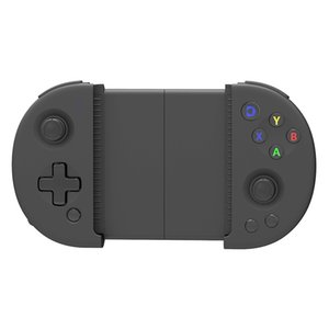 Wholesale phone game controller for sale - Group buy double side pulled mobile phone gamepad Joystick wireless game controller for phone Android ios PC Windows TV Box PS3 black colors