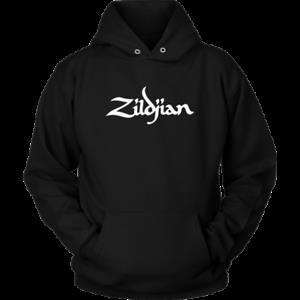 Wholesale Port and Company Zildjian Cymbals Drums S XL Hoodie Ja2019et Bla2019