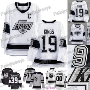 Wholesale 2019 s Era Heritage Los Angeles LA Kings Drew Doughty Anze Kopitar Dustin Brown Clifford Jack Campbell Alex Jeff Carter Jonathan Quick