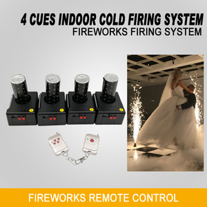 Wholesale Liuyang Happiness Wireless Remote Control Cues Cold Flame Fireworks Firing System Firing Device For Christmas Fireworks Show