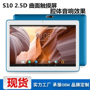 Smart2019 Inch 10.1 Computer Ips High Clear The Screen 2.5d Sound Chamber Student Flat S10 on Sale