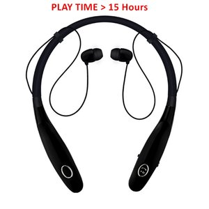 Wholesale blue wireless headphones for sale - Group buy HBS S Bluetooth Headphone Earphone For HBS900S Sports Stereo Bluetooth Wireless HBS Headset Headphones For Iphone Universal Phones