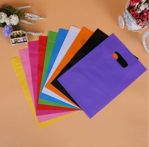 Wholesale Customize Logo Plastic Bag x20cm x30cm x35cm x40cm x45cm x50cm Shoe Underwear Hat Clothes Handbag Jewelry Makeup Gift Pouch