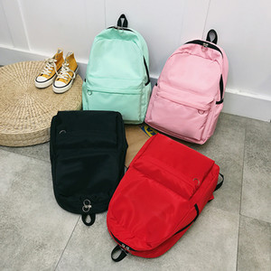 Wholesale Brand New Classic Men Women Outdoor Package Fashion Luxury Designer Backpack Green Pink Red Black Backpack