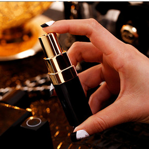 free shipping pattern Luxury Lipstick for Power Bank 3000mAh