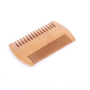 Wholesale lice combs for sale - Group buy Encryption Grate Lice Comb Super Close Teeth Both Sides Wood Comb Dandruff Hair Care Styling Tools F3120