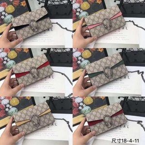 Wholesale Fashion Women Shoulder Bag Chain Messenger Bag High Quality Handbags Wallet Purse Designer Cosmetic Bags Crossbody Bags Totes size
